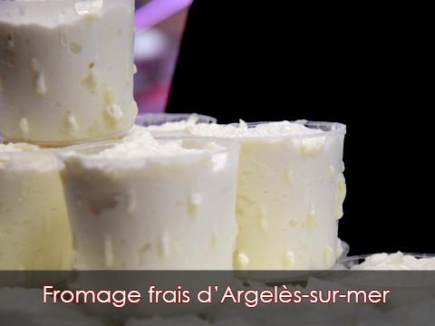 Fromage frais Boucherie-charcuterie-traiteur-Jeannot-Esteve-Argelès-Argeles-sur-mer