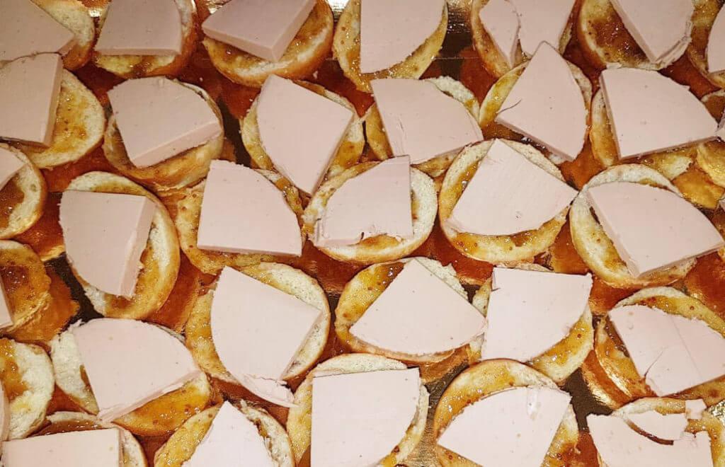 apéritif foie gras Boucherie Charcuterie Jeannot Esteve à Argelès-sur-mer 66700